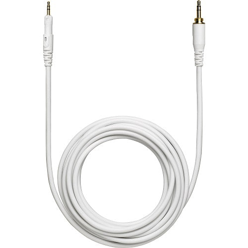 Audio Technica Hp-Lc-Wh M-Series Cable - Straight 3M (White)