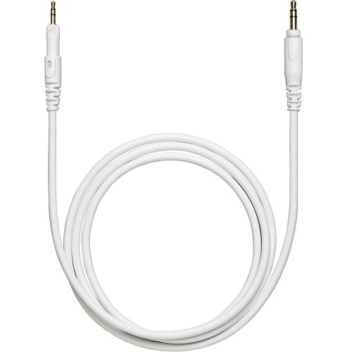 Audio Technica Hp-Sc-Wh M-Series Cable - Straight 1.2M (White) - Red One Music