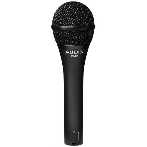 Audix Om2S Handheld Dynamic Mic - Red One Music