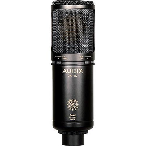 Audix Cx112B Studio And Live Microphone - Red One Music