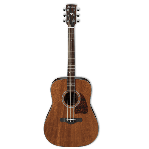 Ibanez Aw54-Opn Open Pore Natural Acoustic Guitar