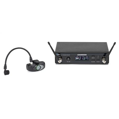 Samson SWSATXHM60-K Wireless Microphone System For Instruments