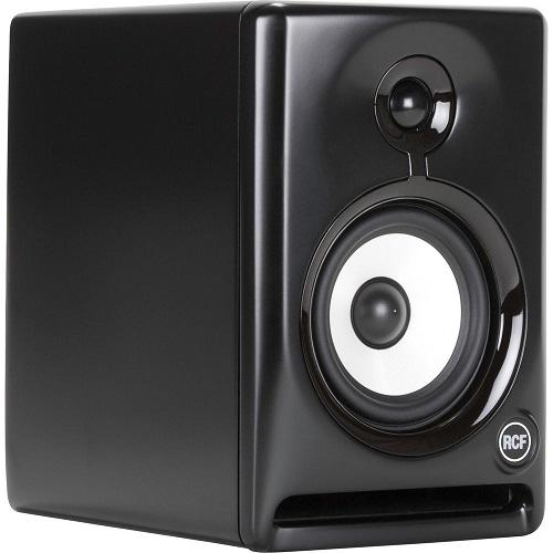RCF AYRA 5 Moniteur professionnel bidirectionnel actif (noir) - Red One Music