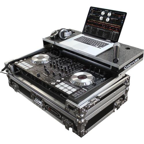 Odyssey Dj Controller Case Fzgspiddjsx Nnovative Designsflight Zone - Red One Music