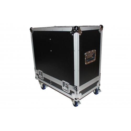 ProX X-QSC-K10 Flight Case For 2X QSC K10 Speakers - Red One Music