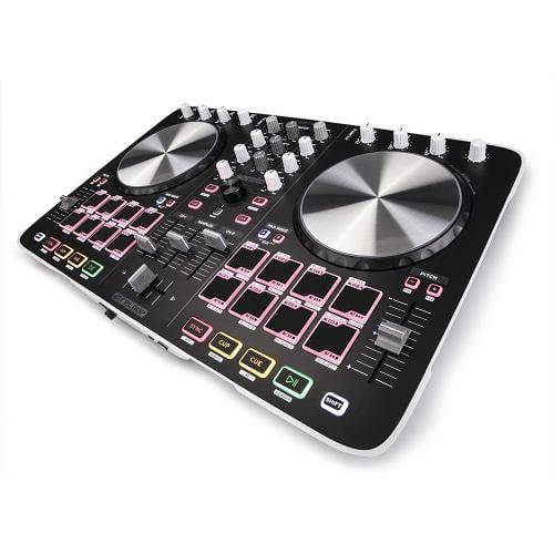 Reloop Beatmix 2 Mk2 2 Channel Pad Controller For Serato Dj