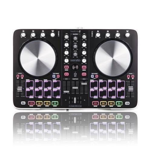 Reloop BEATMIX-2-MK2 2-Channel Pad Controller For Serato Dj - Red One Music