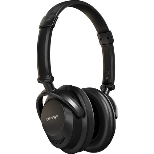 Behringer HC 2000BNC Wireless Active Noise-Canceling Over-Ear Headphones