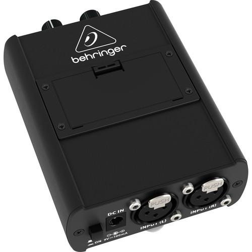 Behringer P1 Personal In-Ear Monitor Headphone Amplifier