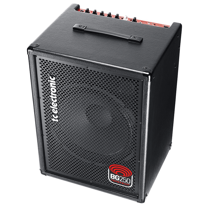 Tc Electronic Bg250-115 Bass Combo Amplifier - Red One Music