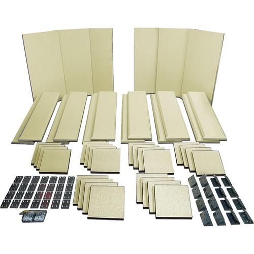 Primacoustic Z900 0160 03 London 16 Beige Acoustic Treatment Kit - Red One Music