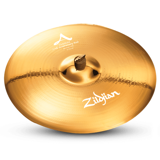 Zildjian A20822 21 A Custom 20Th Anniversary Ride - Red One Music