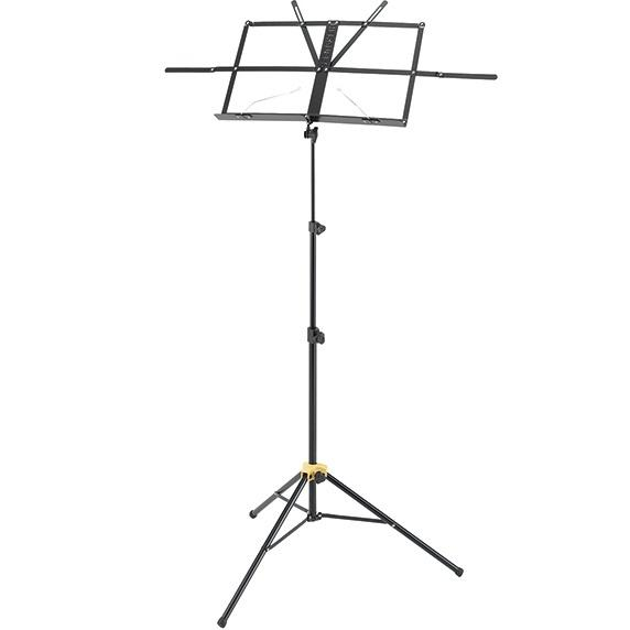 Hercules Bs050B 3-Section Music Stand Wbag - Red One Music