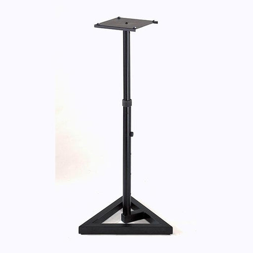 Quiklok Bs-300 Each Height Adjustable Near-Field Monitor Stand - Red One Music