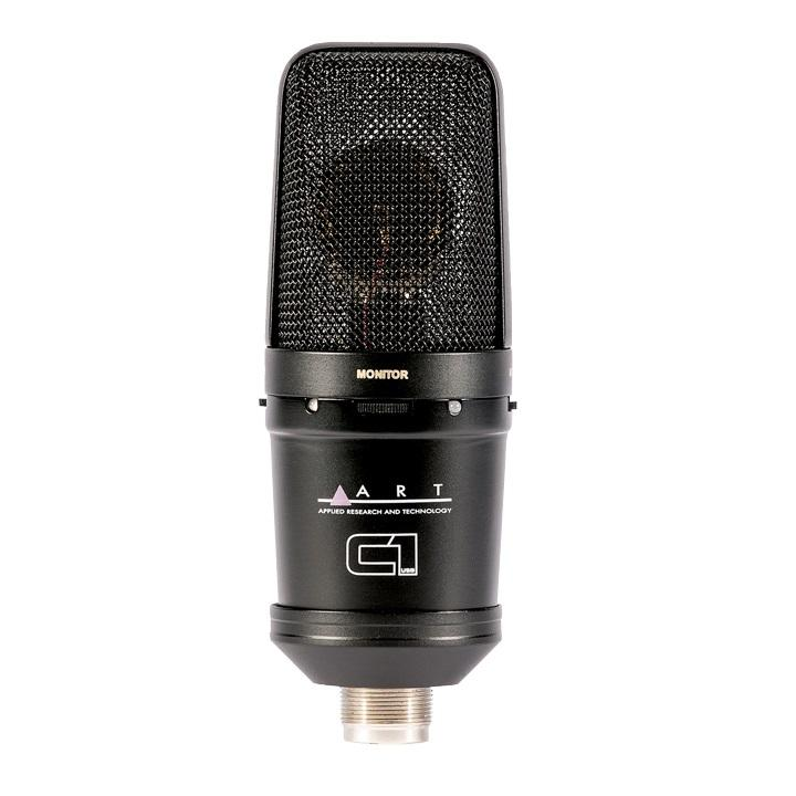 Art C1 Usb  Cardioid Condenser Usb Microphone - Red One Music