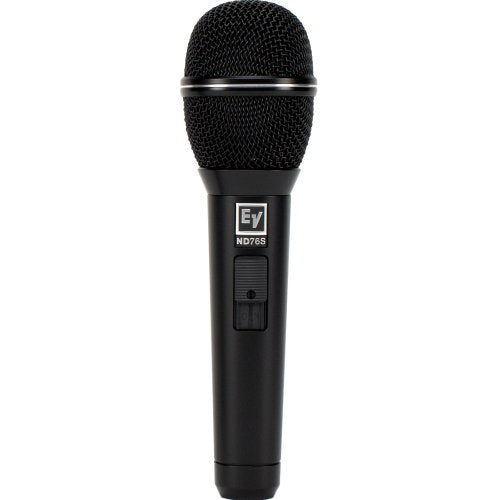 Electro-voice ND76S Dynamic Cardioid Vocal Microphone W/switch - Red One Music