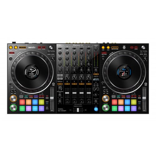 Pioneer DDJ-1000SRT 4-Channel Serato DJ Controller - Red One Music