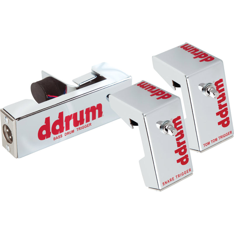 DDrum CETKIT Chrome Elite Trigger Pack