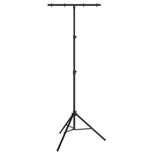 Chauvet Ch-03 Heavy-Duty T-Bar Stand - Red One Music