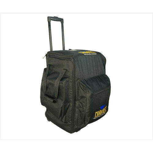 Chauvet Chs-50  Durable Soft-Sided Rolling Bag