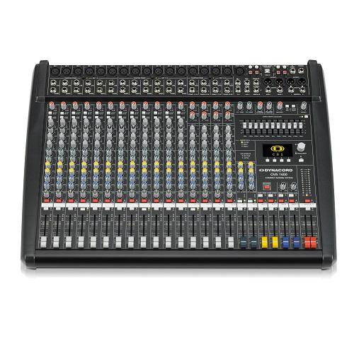 Système de mixage compact 1600 canaux Dynacord CMS 3-16 en stock - Red One Music