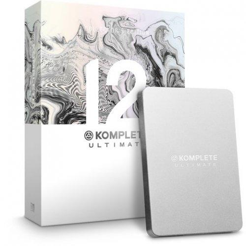 Native Instruments Instruments Virtuels Komplete 12 Ultimate Collectors Edition de Native Instruments