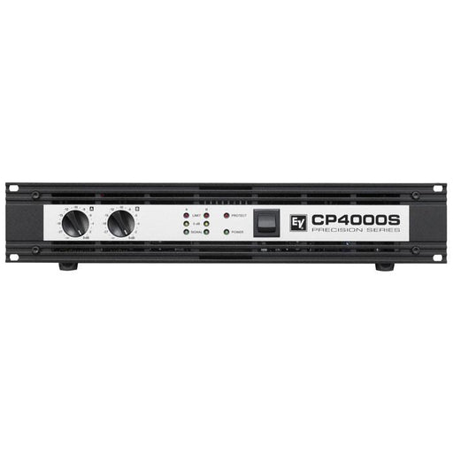 ELECTRO-VOICE  EV CP4000S 2100-WATTS PER CHANNEL CLASS-H POWER AMPLIFIER