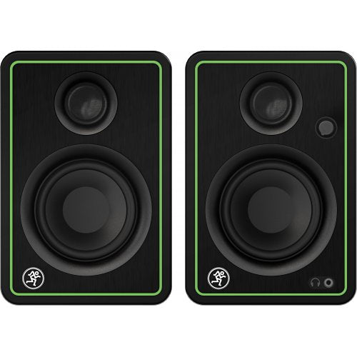 Mackie CR3-XBT 3'' Multimedia Monitors with Bluetooth (Pair)