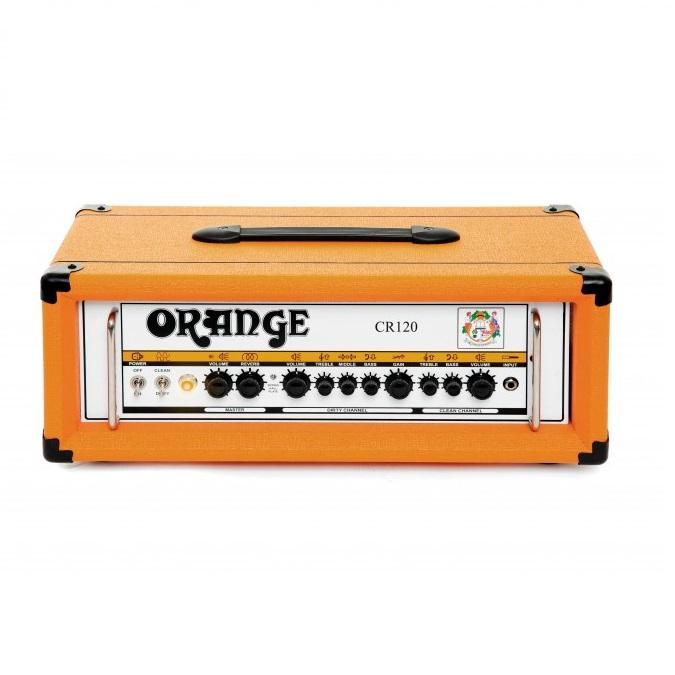 Orange CRUSH PRO CR120H 120W Guitar Amplifier Head
