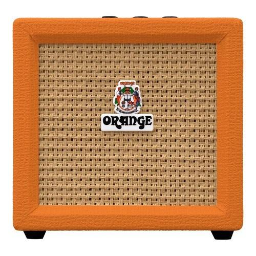 Orange Crush Mini 3W Guitar Micro Amp - Red One Music