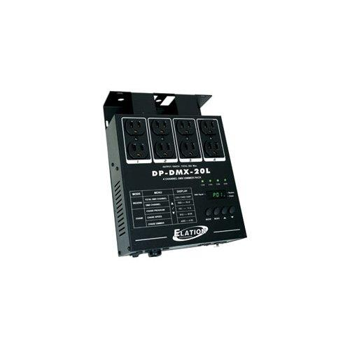 DJ américain Dp-Dmx20L 4 Channel Dmx Dimmerswitch