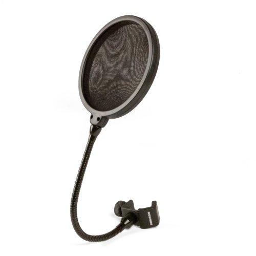 SAMSON PS04 MICROPHONE POP FILTER