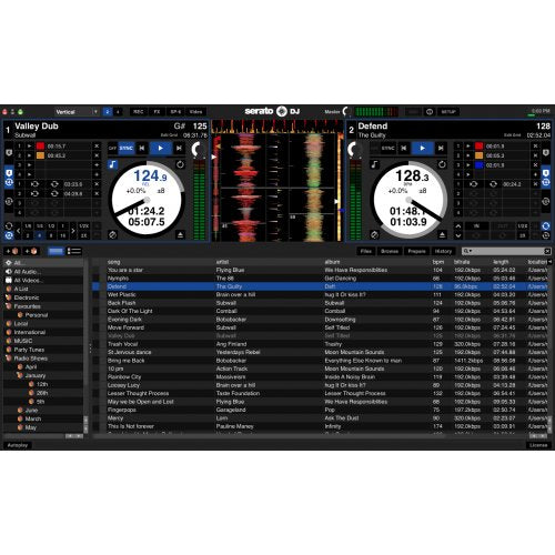 Serato DJ Pro Software (Download) - Red One Music