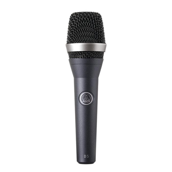 MICROPHONE VOCAL AKG D5 PROFESSIONAL DYNAMIC