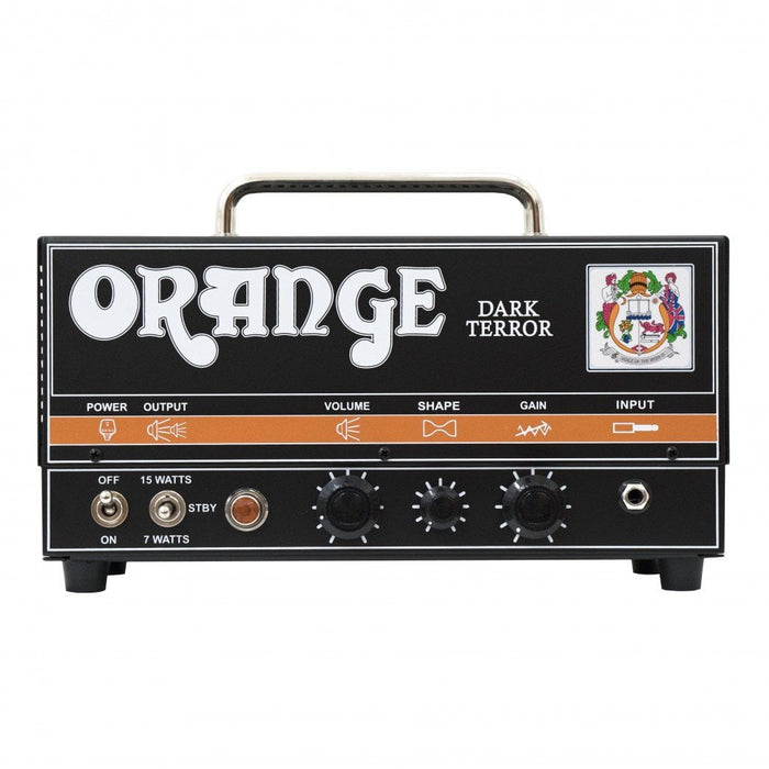 Orange Dark Terror Da15H 15 Watt Guitar Head - Red One Music
