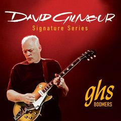 Ghs David Gilmour Signature - David Gilmour Sig Blue Scale 010-048 - Red One Music