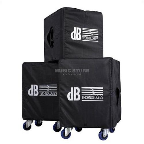 Db Technologies Tc S05D Rain Cover - Red One Music