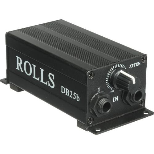 Rolls Db25B Passive Direct Box - Red One Music