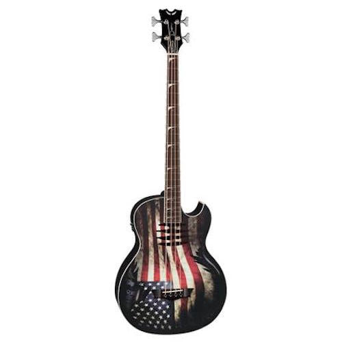 Dean Makob Glory Mako Bass Dave Mustaine Guitare électro-acoustique - Red One Music