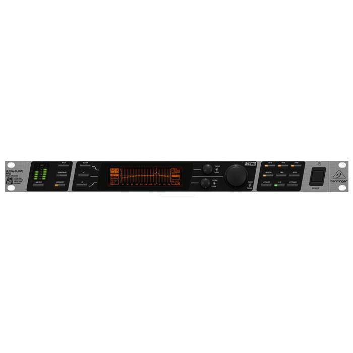 Behringer Deq2496 Ultra-High Precision 24-Bit96 Khz - Red One Music