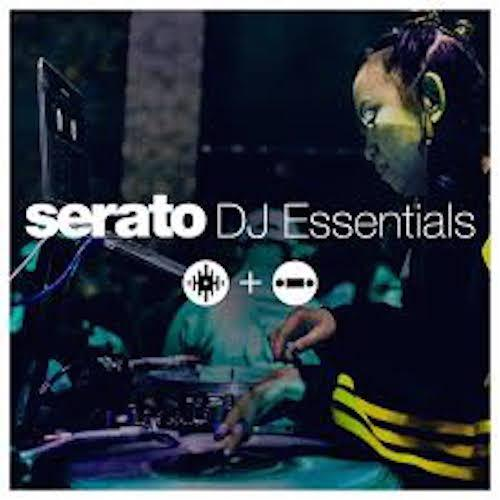 SERATO DJ ESSENTIALS DJ PRO AND SERATO DVS EXPANSION PACK