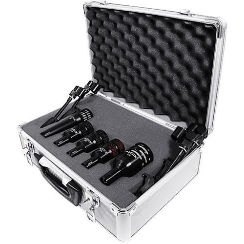 Audix Dp5A Complete Drum Microphone Package - Red One Music