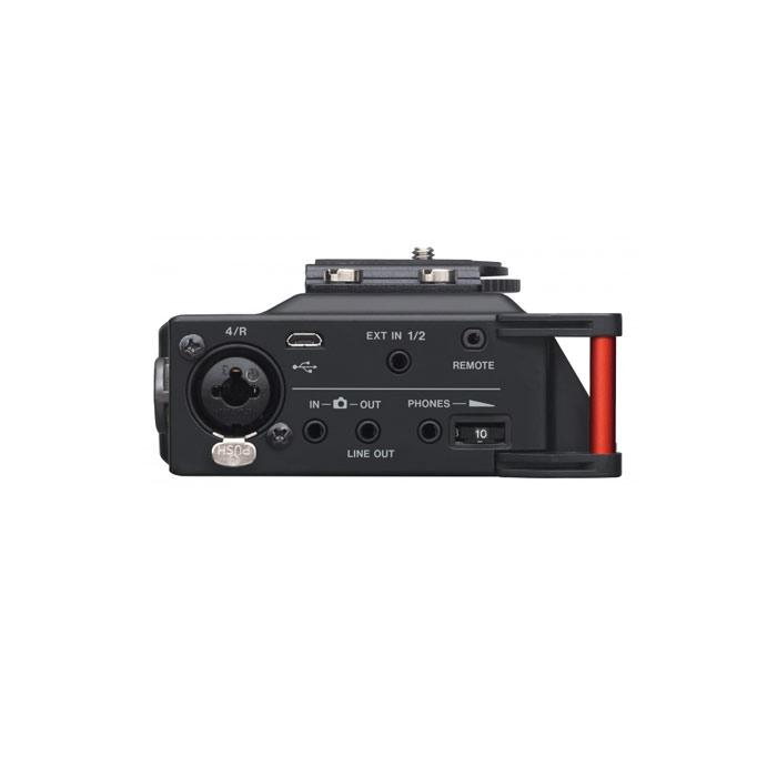 Tascam DR-70D Linear Pcm Recorder For Dslr - Red One Music