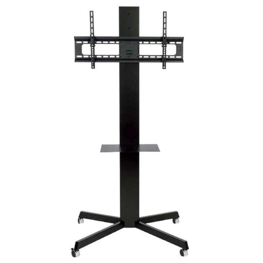 Quiklok Dsp-590 Portable Floor Stand For 36 To 55 Lcdplasma Tvs - Red One Music