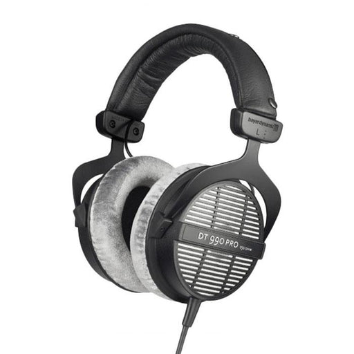 BEYERDYNAMIC DT990 PRO - 250 OHMS PROFESSIONAL ACOUSTICALLY OPEN HEADPHONE