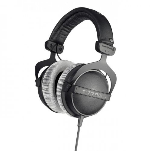 Beyerdynamic Dt770 Pro 250 Ohms Closed Dynamic Headphone For Mobile Control And Monitoring Applications