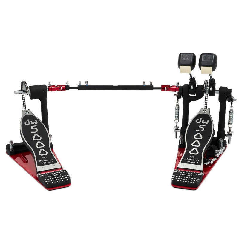 DW Hardware DWCP5002AH4 Accelerator Single-Chain Double Bass Drum Pedal
