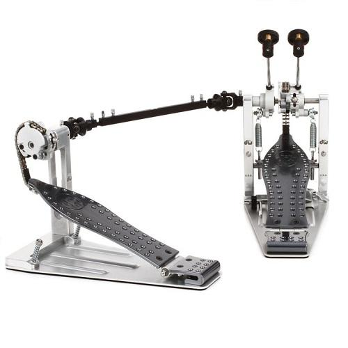 Dw Drum Workshop DWCPMCD2 Chain-Drive Double Bass Drum Pedal - Red One Music