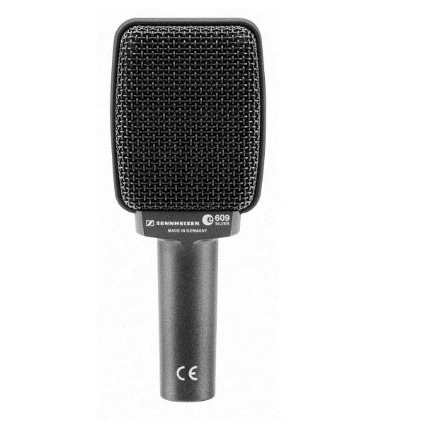 Sennheiser E 609 Super Cardioid Microphone - Red One Music