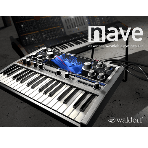 Waldorf Nave  Nave For Vstauaax - Red One Music